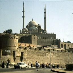 Alt-Kairo Zitadelle