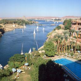 Ägypten Assuan 1978-81