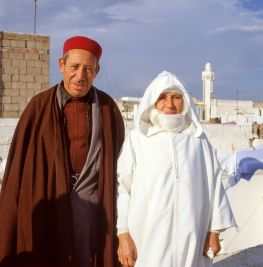 Tunesien Korba Hammelfest Eltern 1979