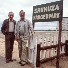 Südafrika Krügerpark 1980