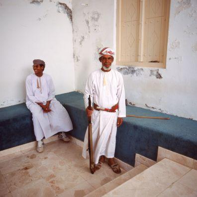 Oman Sohar Wachsoldat 1989