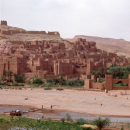 Marokko Aitbenhaddou 1995
