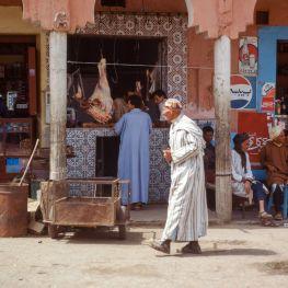 Marokko Medina 1995