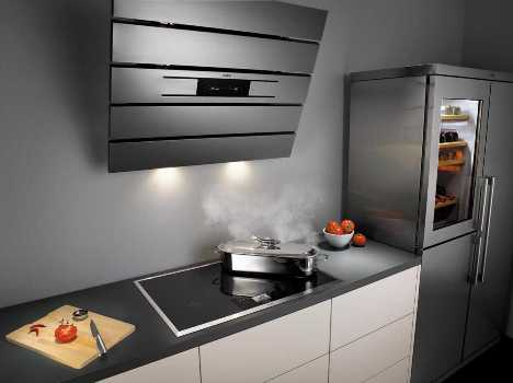 hotte de cuisine electrolux