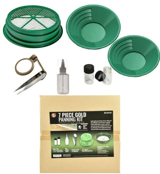 Gold Panning Kit