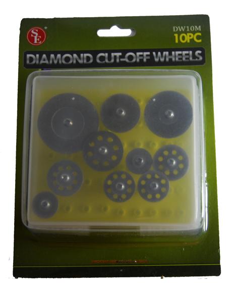diamond cut-off wheels