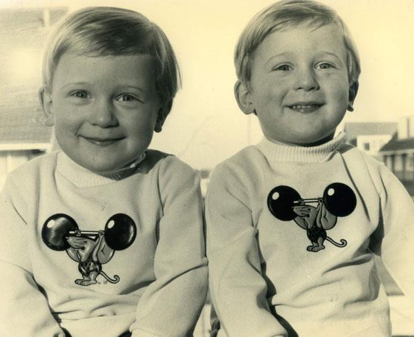 Eddie & Ronnie Irwin