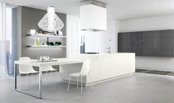 Muebles de cocina de paneles MDF  Reflex Val Design