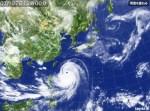 最強クラスの台風8号が接近 1991年19号や2007年4号と同進路か