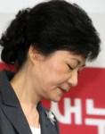 すり寄って来た朴槿惠大統領は相手にせず放置してね安倍サン