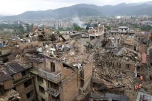 ネパール地震