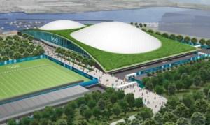 2020東京オリンピック競技会場・夢の島ユースプラザ・アリーナA・B