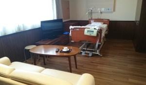ホスピス(緩和ケア)病室