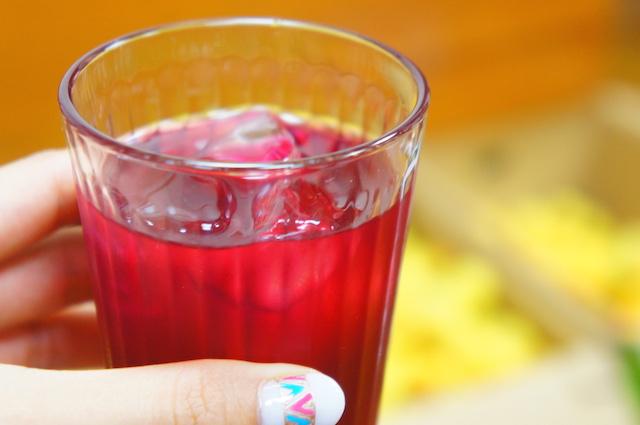 紫蘇ジュース|手作り|画像4