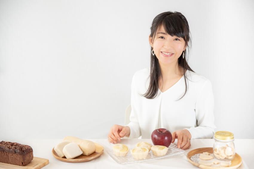 米粉専門管理栄養士|中村りえ|プロフィール写真|ライター