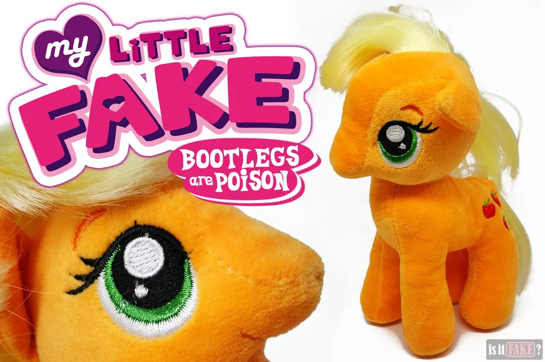 plushie my little pony
