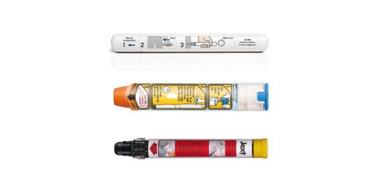 anaphylaxis epipen basic life support course