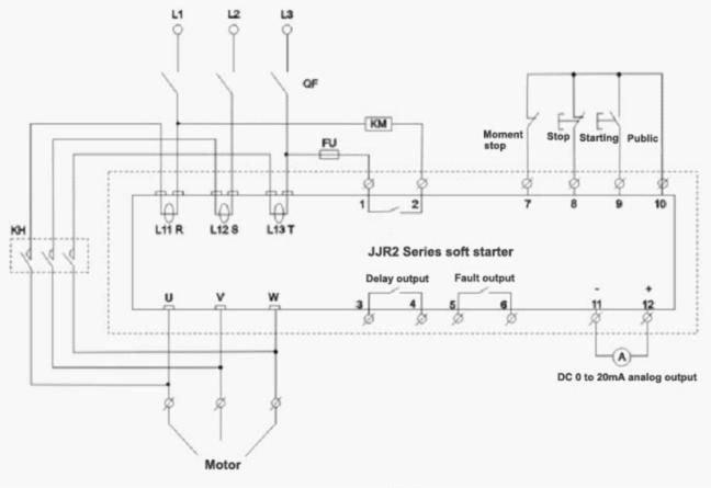 Soft Starter Wiring Diagram - Wiring Diagram 2017