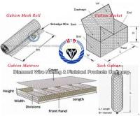 Make Wire Mesh Gabion Basket,Gabion Retaining Wall Price ...