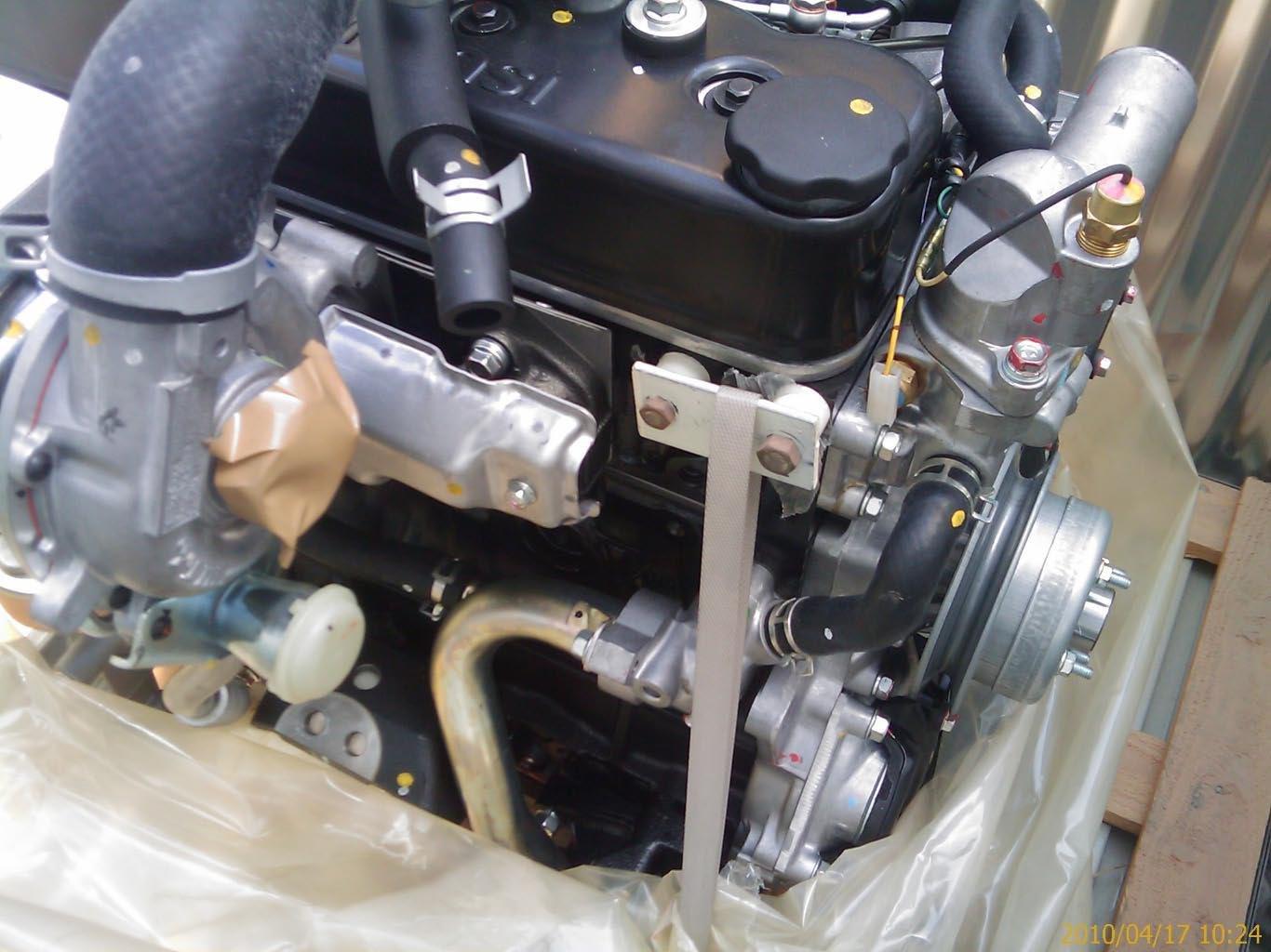 843 Bobcat Wiring Diagram Japan 4 Cylinder 2500 4ja1 T Genuine Parts Isuzu Diesel