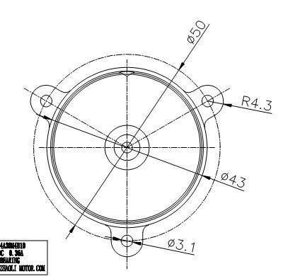 12v Dc Brushless Fan Motor 12V DC Blower Motor Wiring