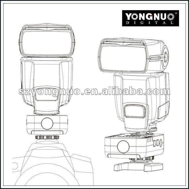 Yongnuo Yn622 Yn-622c Wireless Ttl Flash Trigger For Canon