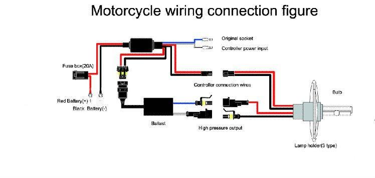 xentec 9007 wiring diagram