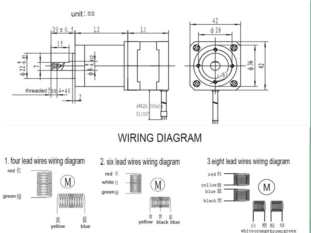 hight resolution of  883079070 676 nema 17 stepper motor stepper motor gear series motor view nema nema wiring diagram