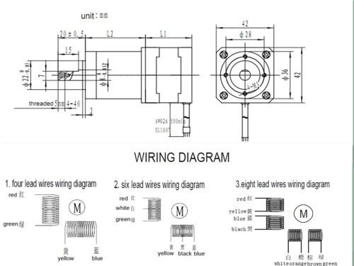 small resolution of  883079070 676 nema 17 stepper motor stepper motor gear series motor view nema nema wiring diagram