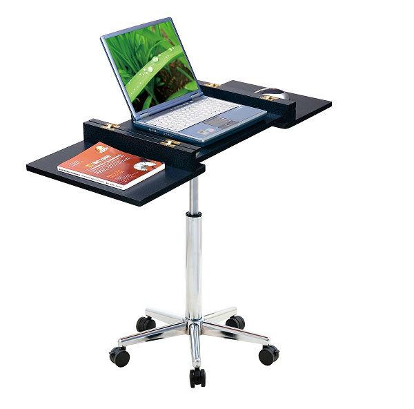 meubles pour ordinateur portable table pliable et reglable a la hauteur sur roues lotus fun buy table d ordinateur portable table d ordinateur