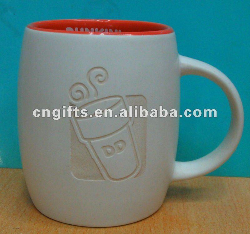 Laser Engraving Ceramic Mug