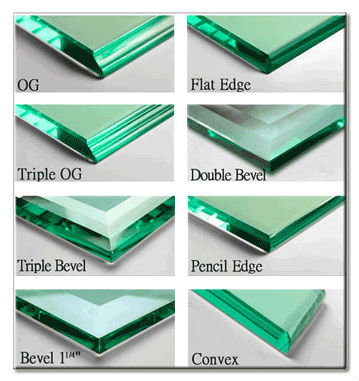 The Tempered Glass Table Top Products With Thickness 5 Mm
