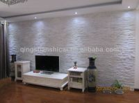 Natural White Rock Crystal Quartz Stone Wall Cladding
