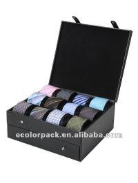 Large Square Necktie Packaging Box - Buy Necktie Packaging ...