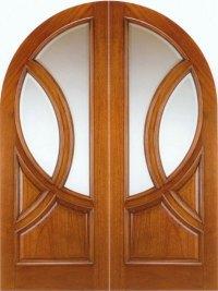 Luxury Wooden Door And Window Dj-s9974m - Buy Door And ...
