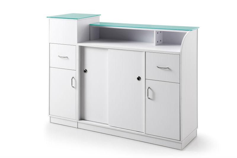 Small Salon Reception Desk Cashier Desk  Buy Small Salon