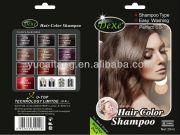 herbal hair colors shampoo fast