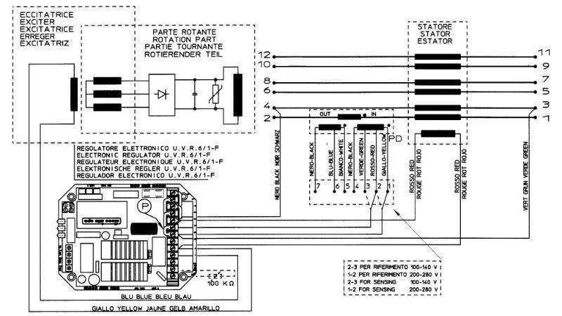 AVR UVR6 Voltage Regulator View UVR6 Product Details From