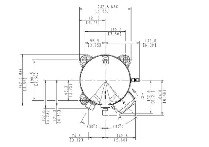 ZR Series Copeland Scroll Compressors ZR160KCE-TFD-522