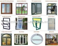 2015 Modern Home Sliding Window Grill Design