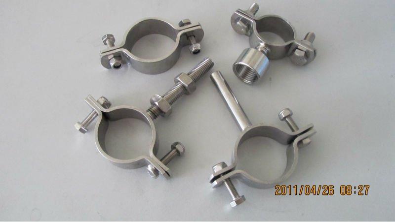 Sanitary Stainless Steel Pipe Hanger
