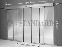 Standard Automatic Sliding Glass Door Size - Buy Standard ...