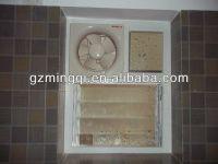 Pvc Bathroom Exhaust Fan Window Ventilator - Buy Bathroom ...