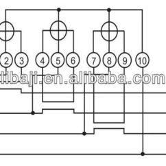 Kilowatt Hour Meter Wiring Diagram Classic Car Diagrams Dt862 3 Phase Kwh - Buy Three Meter,three ...
