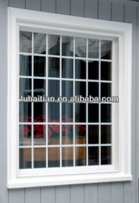 French Window Grills Design,Upvc Fixed Window