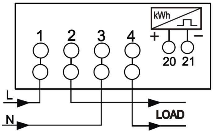 Single Phase Watt-hour Meter, View Watt-hour meter, YTL