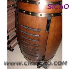 Restaurant Kitchen Door Aid Pasta Roller Electric Wood Wine Barrel Cooler,wine Furniture Fridge ...