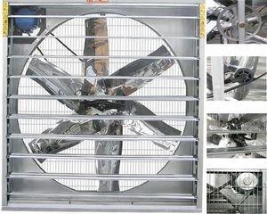 Industrial Ventilation Exhaust Fan For Greenhouse,Nursery
