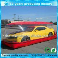 Pop Factory Manufacturer Inflatable Car Garage Tent