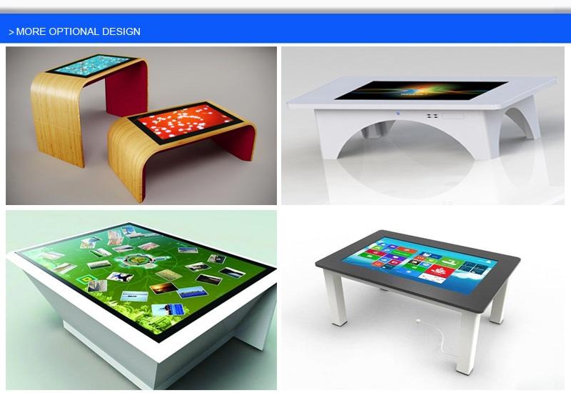 Ideum Platform 46 Coffee Table,Smart Touch Screen Kiosk